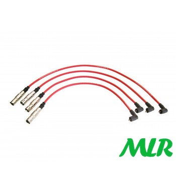 8mm HT Silicone Leads for 4...